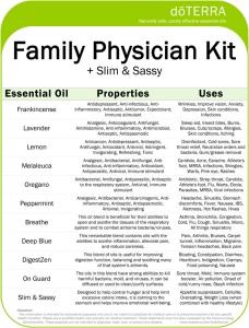 doterra fam physician kit