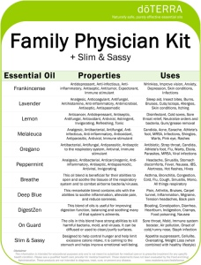 doterra fam physician kit